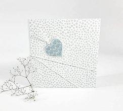 Papiernictvo - Blahoželanie k narodeniu dieťaťa III - pohľadnica - 10845071_