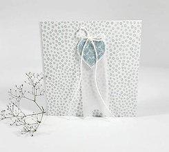 Papiernictvo - Blahoželanie k narodeniu dieťaťa I- pohľadnica - 10845219_