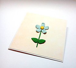 Papiernictvo - Pohľadnica ... rozkvitla III - 10847046_