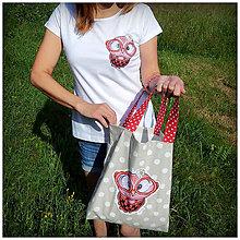 Nákupné tašky - Nákupná taška - OčiPuči Lulu - 10848321_