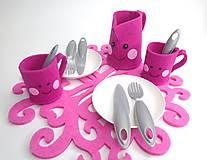 Hračky - Sladká čajová súprava - 10846738_