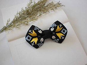 Doplnky - DIAMOND Motýlik - 10848760_