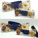 Doplnky - Motýliky plné kvetov Chenya (set) - 10846566_