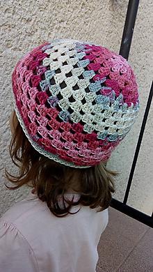 Detské čiapky - Čiapka na jeseň - 10847441_