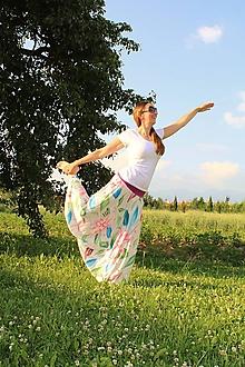 "Nohavice - ""Farebné"" SKLADOM - 10848561_"