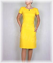 Šaty - Šaty vz.481 volnočasové(více barev) - 10849784_