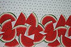 Textil - Látka Melónová bavlna - 10850929_