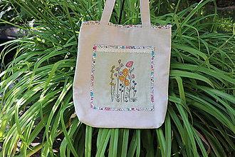 Nákupné tašky - Nákupná taška na plece - 10849416_