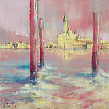 Obrazy - Venezia - 10851369_