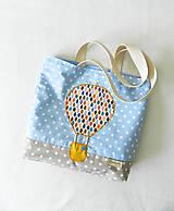 Detské tašky - Detská taška balón - 10849750_