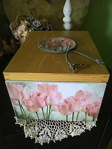 Krabičky - ...kľúč od môjho srdca - 10851402_
