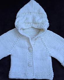 Detské oblečenie - Svetrik - 10851996_