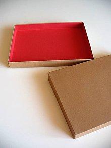 Krabičky - NOVÁ krabička, pevnejšia, dvojitá - 10852313_