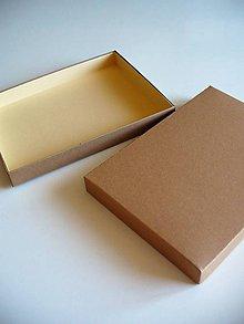 Krabičky - NOVÁ krabička, pevnejšia, dvojitá - 10852331_