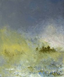 Obrazy - Po jarnom daždi - 10852515_