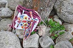 Batohy - Vak folk srdce - 10851652_