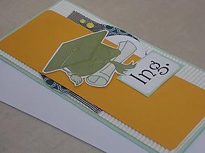 Papiernictvo - ...pohľadnica pre inžiniera... - 10851808_