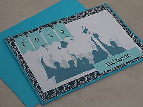 Papiernictvo - ...pohľadnica promočná... - 10852785_