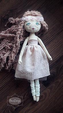 Hračky - bábika - 10853105_