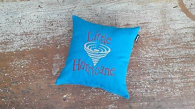 Textil - vankúšik - little hurricane - 10853396_