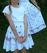 Sukne - Sukienky darované od babičky - 10855131_