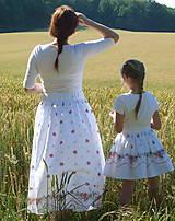 Sukne - Sukienky darované od babičky - 10855135_