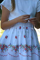 Sukne - Sukienky darované od babičky - 10855141_