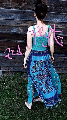 Šaty - Šaty pre vílu - 10854810_