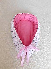 Hračky - Hniezdo pre bábiku - 10854656_