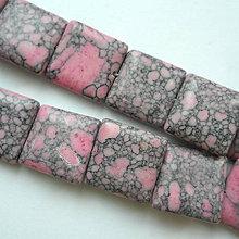Minerály - Tyrkenit 16mm-ružová-1ks - 10854374_