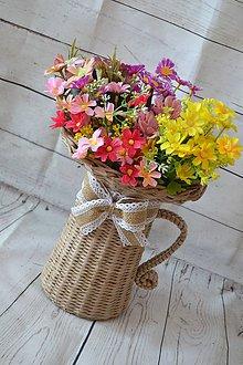 Dekorácie - krčach-váza - 10855160_