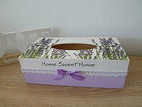 Krabičky - Box na servítky - 10853927_