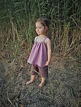 Detské oblečenie - detský ramienkový top - 10854192_