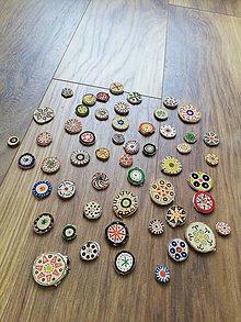 Dekorácie - Mandala dekorácia - 10853994_