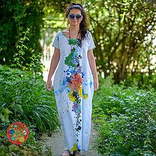 Šaty - Origo šaty čary mary maxi - 10854547_