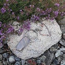 Náhrdelníky - Náhrdelník s mesačným kameňom - 10857231_
