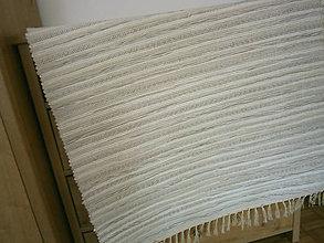 Úžitkový textil - tkany koberec - 10856849_