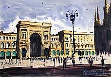 Obrazy - Miláno - 10855714_