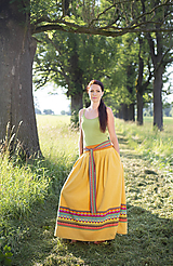 Sukne - sukňa Malawi  2- etno - 10857272_