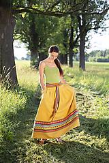 Sukne - sukňa Malawi  2- etno - 10857282_