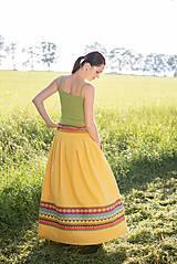 Sukne - sukňa Malawi  2- etno - 10857293_