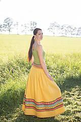 Sukne - sukňa Malawi  2- etno - 10857295_