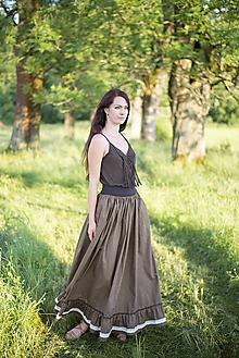 Sukne - sukňa Barbora - 10857313_