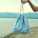Iné tašky - Nebová tvoritaška ~ projektová taška na vaše tvorenie - 10858003_