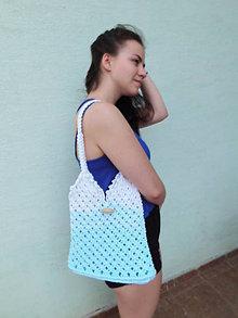 Iné tašky - letná taška - dúhová - 10856396_