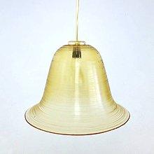 Svietidlá a sviečky - Skleněný lustr - Zvonek - 10855531_