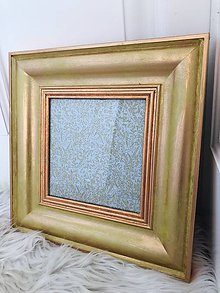 Rámiky - Metalický rámik - 10856156_