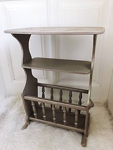 Nábytok - Odkladací stolček - 10856162_