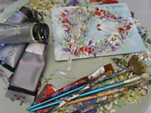 Kurzy - Art wine color therapy-workshop plný farieb  - 10856047_