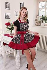 Iné oblečenie - luxusná zástera Freja - 10858084_